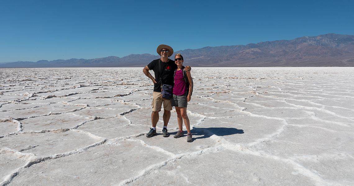 dead valley badwater