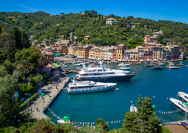 luxury portofino